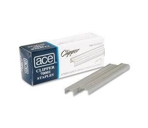 Advantus Corporation ACE70001 Staples, Undulated, For 07020 Clipper Plier, 5000/BX by Advantus