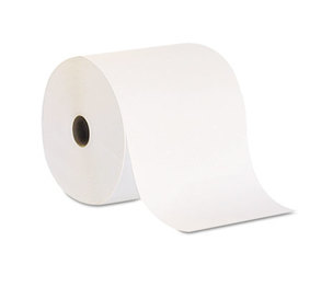 Georgia Pacific Corp. 26601 Nonperforated Paper Towel Rolls, 7 7/8 x 800ft, White, 6 Rolls/Carton by GEORGIA PACIFIC
