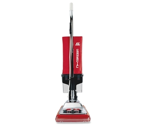 "Electrolux Home Care Products SC887B Upright Vacuum,7amps,Std. Fltr.,14""x13""x45"",Red/Chrome by Electrolux"