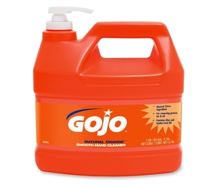Gojo Industries, Inc 35400945 Smooth Hand Cleaner, 1 Gallon, Natural Citrus by Gojo