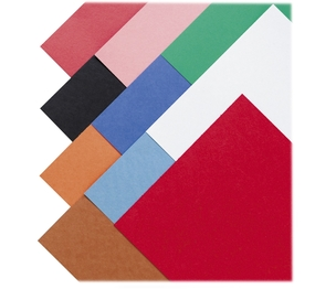 "PACON CORPORATION 6507 Construction Paper,Smooth Textured,12""x18"",50/PK,Assorted by Pacon"