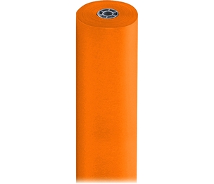 "PACON CORPORATION 67101 Art Kraft Paper, 36""x1000', Orange by Pacon"