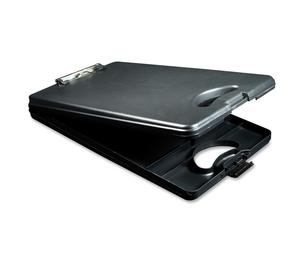 "Saunders Mfg. Co. Inc 00533 Portable Desktop Clipboard, 1/2""Storage,10""x16"", Black by Saunders"