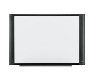 3M M4836G Melamine Dry Erase Board, 48 x 36, Graphite Frame by 3M/COMMERCIAL TAPE DIV.