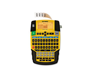 DYMO DYM1801611 Rhino 4200 Basic Industrial Handheld Label Maker, 1 Line, 4 3/50x8 23/50x2 6/25 by DYMO