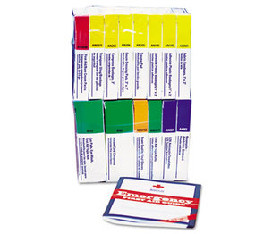 First Aid Only, Inc 740016 ANSI Compliant 16 Person First Aid Kit Refill, 83-Pieces by FIRST AID ONLY, INC.