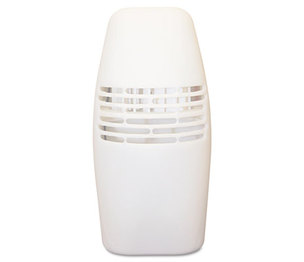 Zep, Inc. 321760XX Locking Fan Fragrance Dispenser, 3w x 4 1/2d x 3 5/8h, White by ZEP INC.