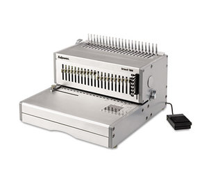 Fellowes, Inc FEL5643201 Orion 500 Electric Comb Binding Machine, 500 Shts, 15 3/4 x 19 3/4 x 9 3/4, Gray by FELLOWES MFG. CO.