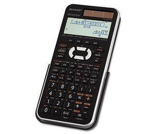 Sharp Electronics ELW516XBSL EL-W516XBSL Scientific Calculator, 16-Digit LCD by SHARP ELECTRONICS