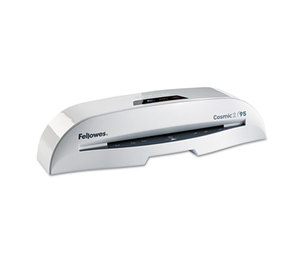 "Fellowes, Inc FEL5725601 Cosmic 2 Laminator, 9"" Wide x 5 mil Max Thickness by FELLOWES MFG. CO."