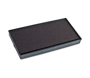 Consolidated Stamp Manufacturing Company 065484 2000 PLUS Replacement Ink Pad for Printer P10, Black by CONSOLIDATED STAMP