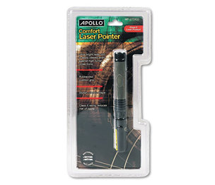 Quartet MP-2703G2Q Class Two Classic Comfort Laser Pointer, Projects 150 Yards, Graphite Gray by QUARTET MFG.