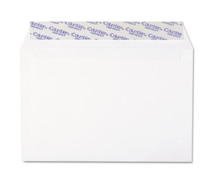 WESTVACO CO330 Grip-Seal Booklet/Document Envelope, 6 x 9, White, 250/Box by WESTVACO