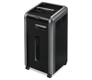 Fellowes, Inc FEL38325001 Powershred 225Ci 100% Jam Proof Cross-Cut Shredder, 20 Sheet Capacity by FELLOWES MFG. CO.