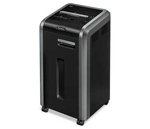 Fellowes, Inc FEL3322001 Powershred 225i 100% Jam Proof Strip-Cut Shredder, 20 Sheet Capacity by FELLOWES MFG. CO.