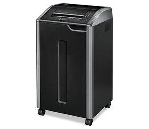 Fellowes, Inc 38420 Powershred 425i 100% Jam Proof Continuous-Duty Strip-Cut Shredder, TAA Compliant by FELLOWES MFG. CO.