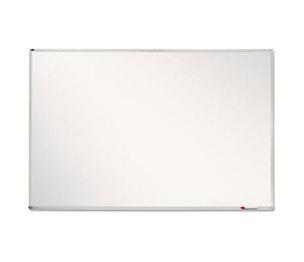 Quartet PPA406 Porcelain Magnetic Whiteboard, 72 x 48, Aluminum Frame by QUARTET MFG.