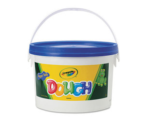 BINNEY & SMITH / CRAYOLA 570015042 Modeling Dough Bucket, 3 lbs., Blue by BINNEY & SMITH / CRAYOLA