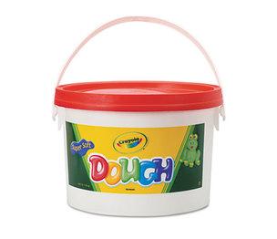 BINNEY & SMITH / CRAYOLA 570015038 Modeling Dough Bucket, 3 lbs., Red by BINNEY & SMITH / CRAYOLA