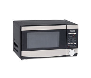 Avanti Products MO7212SST 0.7 Cu.ft Capacity Microwave Oven, 700 Watts, Stainless Steel and Black by AVANTI
