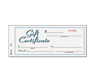 Cardinal Brands, Inc GFTC1 Guest Checks w/Envelopes, 8 x 3-2/5, White/Canary, 25 per Book by CARDINAL BRANDS INC.