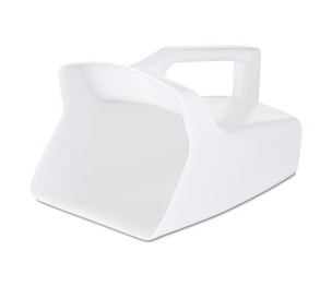 RUBBERMAID COMMERCIAL PROD. RCP 2885 WHI Bouncer Bar/Utility Scoop, 64oz, White by RUBBERMAID COMMERCIAL PROD.