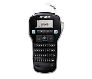 DYMO DYM1790415 LabelManager 160P, 2 Lines, 7 9/10w x 4 13/20d x 1 9/10h by DYMO