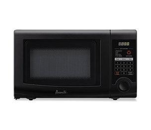 Avanti Products MO7201TB 0.7 Cubic Foot Capacity Microwave Oven, 700 Watts, Black by AVANTI