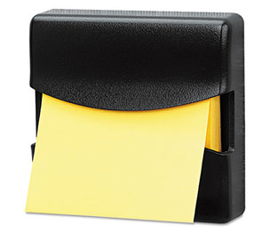 Fellowes, Inc 7528201 Partition Additions Pop-Up Note Dispenser for 3 x 3 Pads, Dark Graphite by FELLOWES MFG. CO.