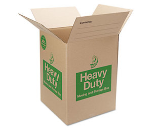 Shurtech Brands, LLC 280727 Heavy Duty Box, 18l x 18w x 24h, Brown by SHURTECH