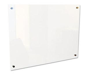 """BALT INC. 83951 Enlighten Glass Board, Frameless, Frosted Pearl, 48"""" x 36"""" x 1/8"""" by BALT INC."""