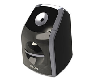 ELMER'S PRODUCTS, INC 1771 SharpX Classic Electric Pencil Sharpener, Black/Silver by ELMER'S PRODUCTS, INC.