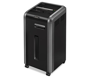 Fellowes, Inc FEL4620001 Powershred 225Mi 100% Jam Proof Micro-Cut Shredder, 14 Sheet Capacity by FELLOWES MFG. CO.