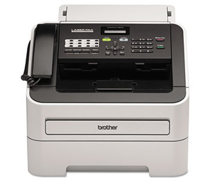 Brother Industries, Ltd FAX2840 intelliFAX-2840 Laser Fax Machine, Copy/Fax/Print by BROTHER INTL. CORP.