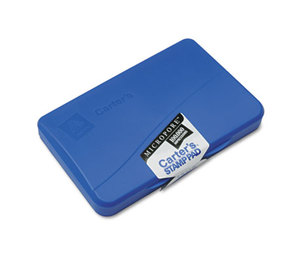 Avery 21261 Micropore Stamp Pad, 4 1/4 x 2 3/4, Blue by AVERY-DENNISON