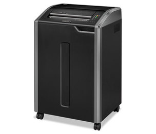 Fellowes, Inc 38485 Powershred 485Ci 100% Jam Proof Cross-Cut Shredder, TAA Compliant by FELLOWES MFG. CO.