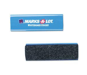 Avery 29812 Dry Erase Eraser, Felt, 6 1/4w x 1 7/8d x 1 1/4h by AVERY-DENNISON