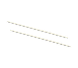 "ACCO Brands Corporation A7050104A Data Flex 8-1/2 Nylon Posts For Top/Bottom Loading Binders, 6"" Cap, 20/Pack by ACCO BRANDS, INC."