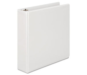 "ACCO Brands Corporation W362-44WPP 362 Basic Round Ring View Binder, 2"" Cap, White by WILSON JONES CO."