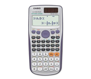 Casio Computer Co., Ltd FX115ESPLUS FX-115ESPLUS Advanced Scientific Calculator, 10-Digit Natural Textbook Display by CASIO, INC.