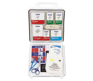 ACME UNITED CORPORATION 90370 Xpress First Aid Complete ANSI Kit Refill  System, 99 Pieces by ACME UNITED CORPORATION