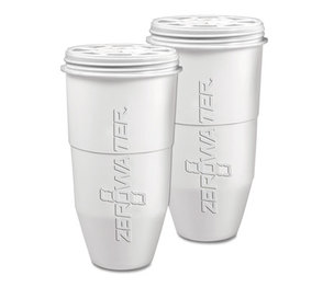 Avanti Products ZR017 ZeroWater Replacement Filtering Bottle Filter, 2/Pack by AVANTI