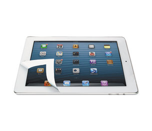 Kantek, Inc TP472W Bubble-Free Protective Filter, for iPad, White by KANTEK INC.