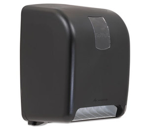 "Georgia Pacific Corp. 59010 Towel Dispenser, 9 3/4"" x 16"" x 12"", Black by GEORGIA PACIFIC"