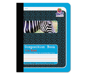 """PACON CORPORATION 2425 Composition Book, 1/2"""" Ruling, 9-3/4 x 7-1/2, 100 Sheets by PACON CORPORATION"""
