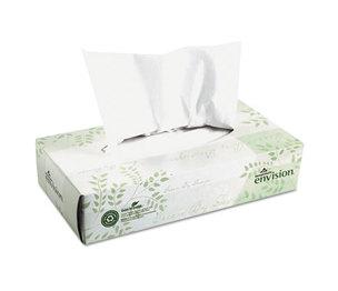 Facial Tissue, 100/Box, 30 Boxes/Carton by GEORGIA PACIFIC