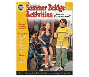 Carson-Dellosa Publishing Co., Inc 904159 Summer Bridge Activities, Grades 3-4 by CARSON-DELLOSA PUBLISHING