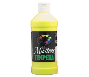 Rock Paint Distribution Corp 201-710 Tempera Paint, Yellow, 16 oz by ROCK PAINT DISTRIBUTING CORP.