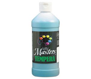 Rock Paint Distribution Corp 201-735 Tempera Paint, Turquoise, 16 oz by ROCK PAINT DISTRIBUTING CORP.