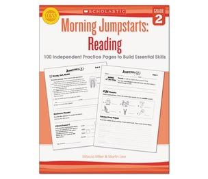 Scholastic 546421 Morning Jumpstart Series Book, Reading, Grade 2 by SCHOLASTIC INC.